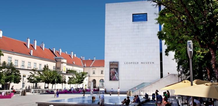 Leopold Museum © Julia Spicker / Leopold Museum
