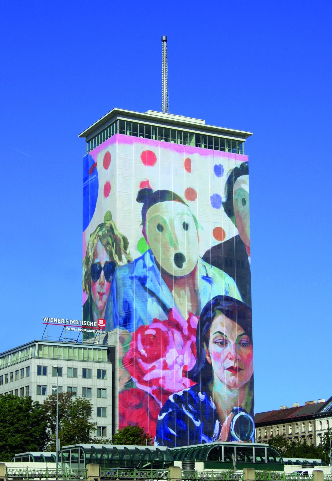 Ringturm Wrapping 2011: