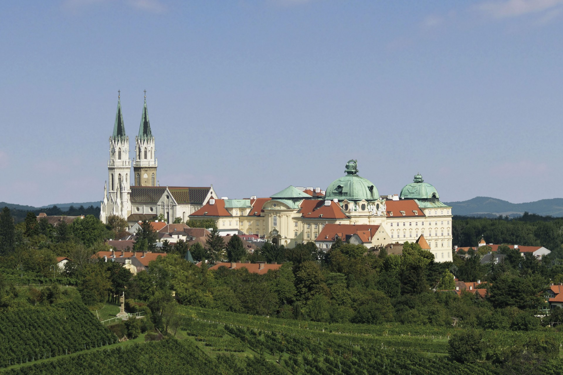 Klosterneuburg Abbey, © Michael Zechany