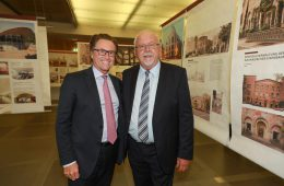 Ausstellungseröffnung Georgien 2018