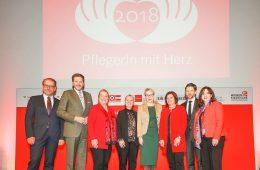 Gala PflegerIn mit Herz 2018