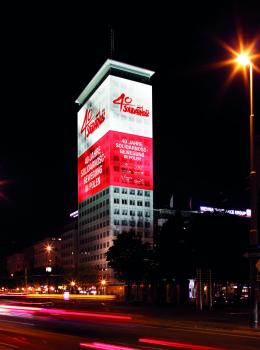 40 years of Solidarność movement