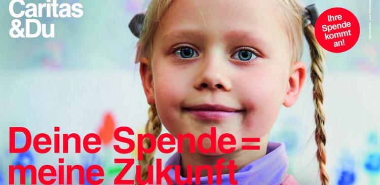 Caritas Kinderkampagne